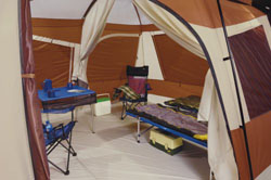 The spacious Copper Canyon 1312 tent offers 156 square feet of room for sleeping and storage. & Amazon.com : Eureka! Copper Canyon 1312 - Tent (sleeps 8) : Family ...