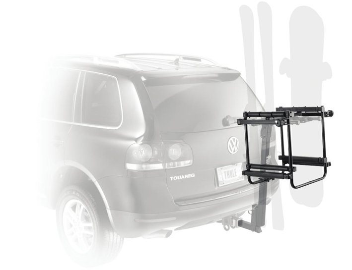 Amazon.com : Thule 987XT 6-Ski Adapter for Thule Hitch ...