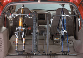 Saris Traps Single Track Truck Bed Bike Rack 47á
