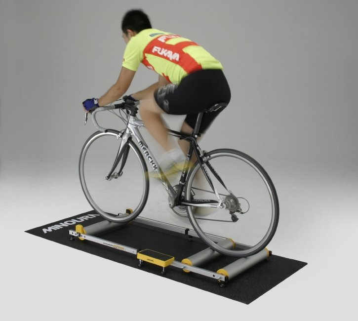 Amazon.com : Minoura Action Roller Advance Wide Bicycle