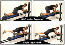 Amazon.com : Total Gym TGACB2 Attachable Ab Crunch Accessory and  Instructional Fitness DVD for Home Gym Workout Machines : Home Gyms :  Sports & Outdoors