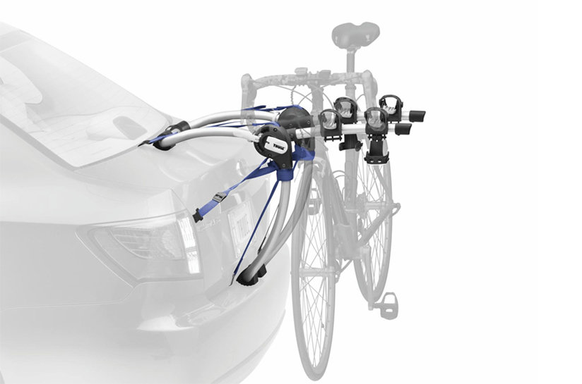 thule 9007 gateway rear mounted 3 bike rack. Black Bedroom Furniture Sets. Home Design Ideas