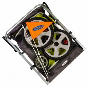 Amazon Com Instep Sierra Double Bicycle Trailer Child