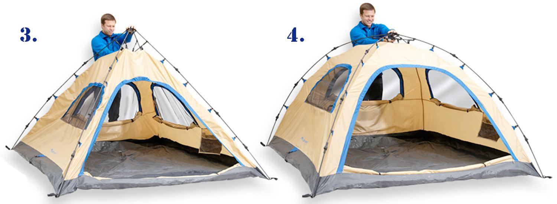 See larger image.  sc 1 st  Amazon.com & Amazon.com : Lightspeed Periapsis 4 Tent : Family Tents : Sports ...