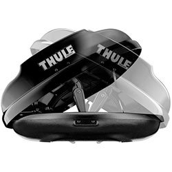 Thule cargo box dual-side opening functionality