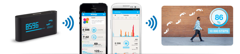 Withings measure track improve