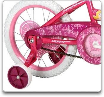 Amazon.com : Disney Princess Girls' Bike (16-Inch Wheels