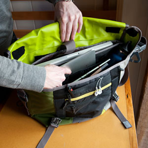 Timbuk2 D-Lux Laptop Messenger