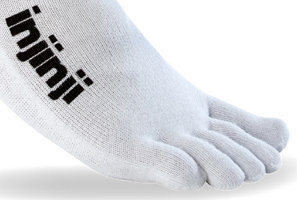 vibram five fingers with injinji toe socks