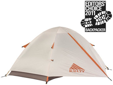 The Kelty Salida 2 withstood rigorous field testing to win a top spot in the 2011 Backpacker Editoru0027s Choice Awards.  sc 1 st  Amazon.com & Amazon.com : Kelty Salida 2 Backpacking 2 Person Tent : Sports ...