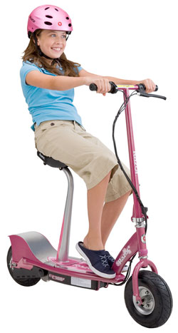Razor E300S Seated Electric Scooter image