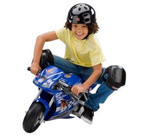 Razor Pocket Rocket Blue Childrens Powered Ride