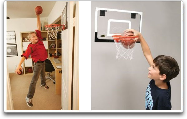 basketball hoop w ball 18 x12 shatterproof backboard sports