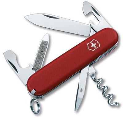Amazon Com Victorinox Swiss Army Sportsman Ii Knife With