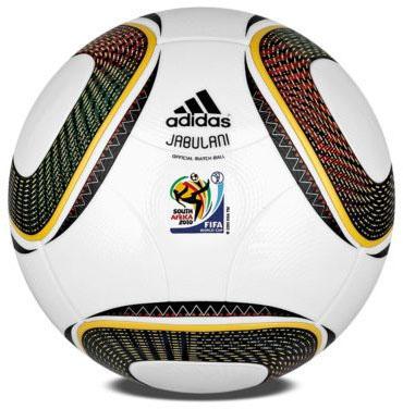Amazon.com : adidas World Cup 2010 Official Match Soccer Ball : Sports