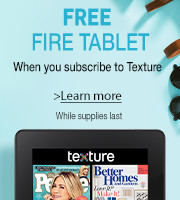 Get a FREE Fire tablet with a qualifying subscription of Texture.