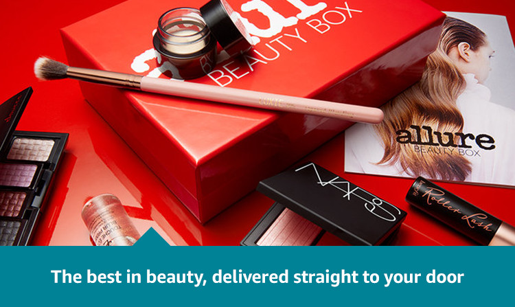 The best in beauty, delivered straight to your door