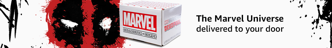 The Marvel Universe delivered to your door