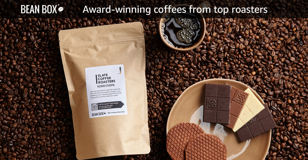 Bean Box: Award-winning coffees from top roasters
