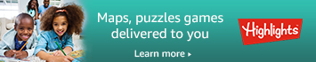 Which Way USA: Discover maps, puzzles, games and geography books for kids.