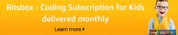 BitsBox Coding Subscription Box for Kids