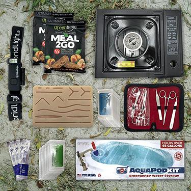BattlBox - Survival and Outdoor Gear Subscription Box