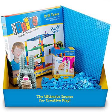 Strictly Briks - Creative Play Subscription Box