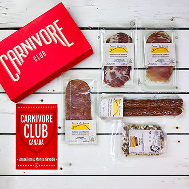 Carnivore Club - Handcrafted Cured Meats From Award-Winning Artisans Subscription Box