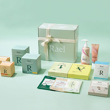 Rael Period Care Subscription Box