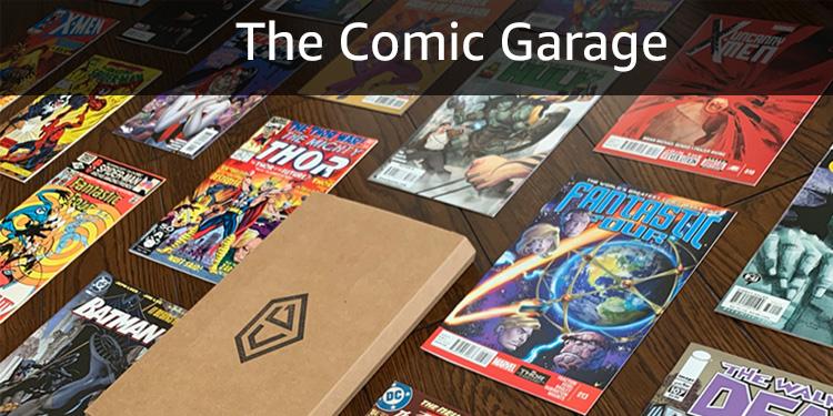 Comic Garage