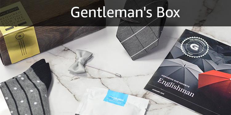 Genteman's Box