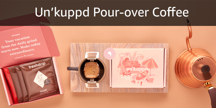 Unkuppd - 14 Pack