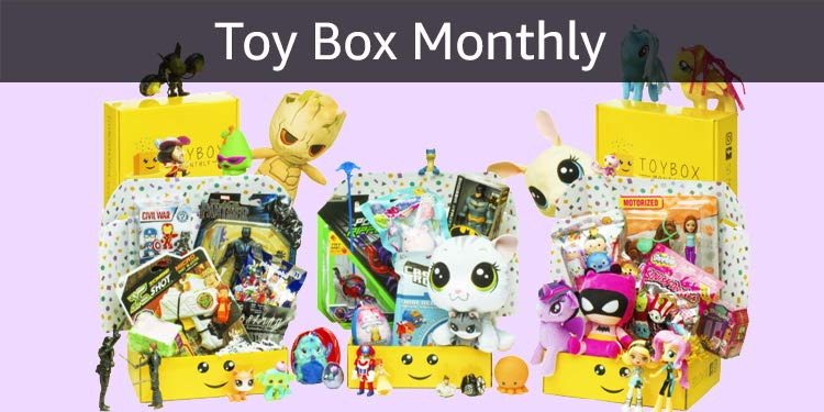 ToyBox Monthly