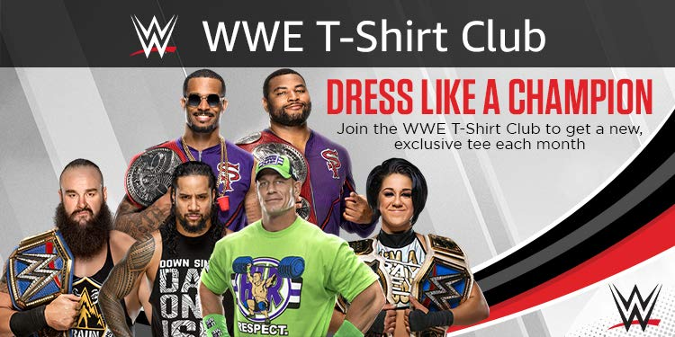 WWE T-Shirt Club