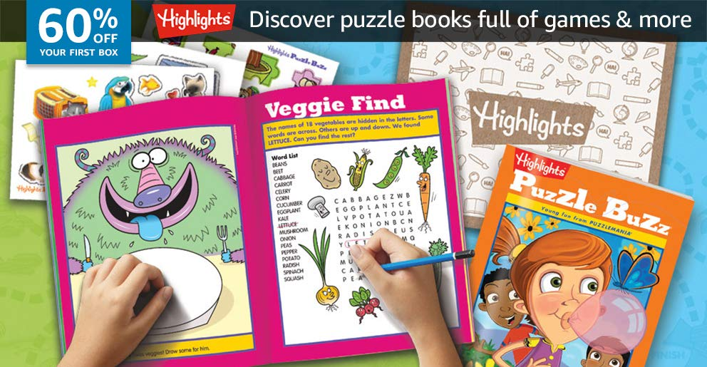 Highlights Puzzle Club