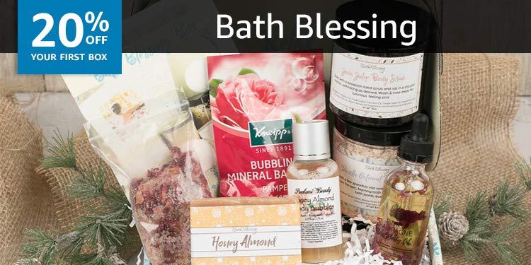 Bath Blessings