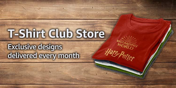 T-Shirt Club Subscription