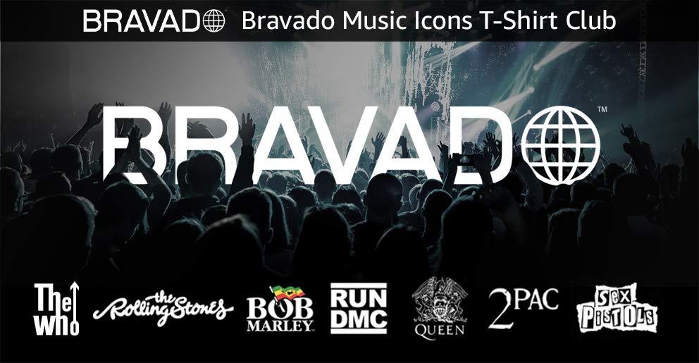 Bravado Music Icons