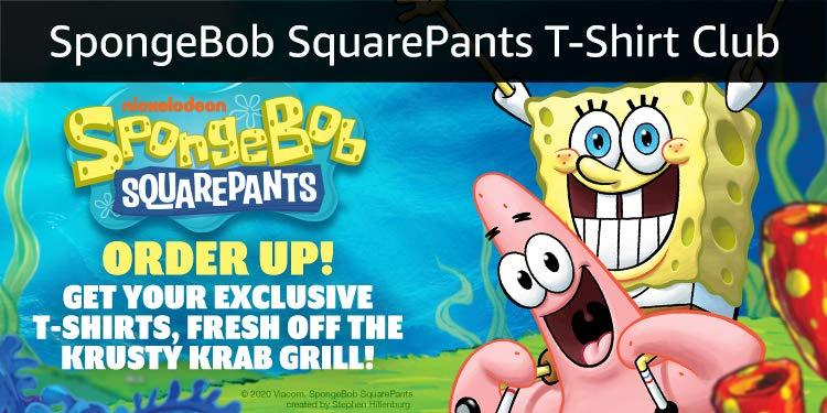 SpongeBob SquarePants T-Shirt Club