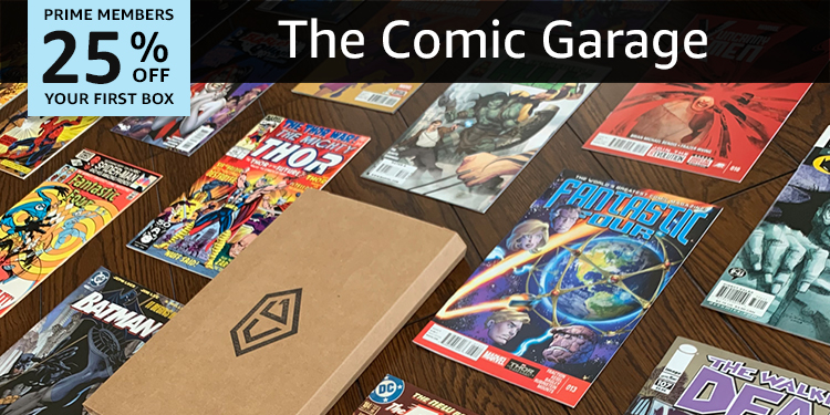 The Comic Garage