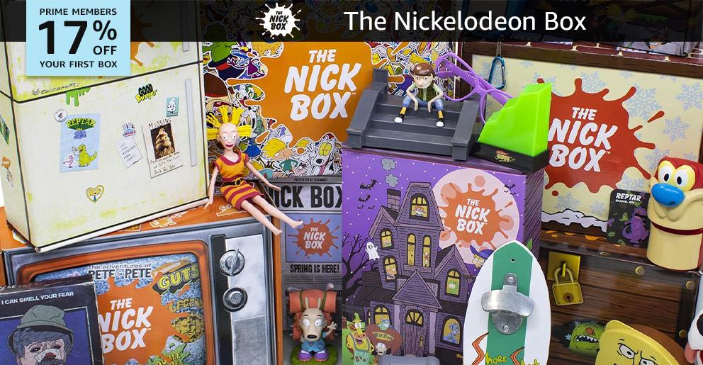 The Nickelodeon Box