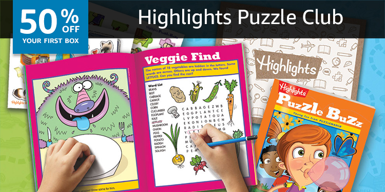 Highlights Puzzle