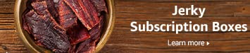 Jerky Subscription Boxes