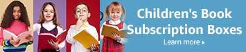 Children's Book Subscription Boxes