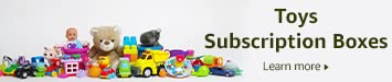 Toys Subscription Boxes