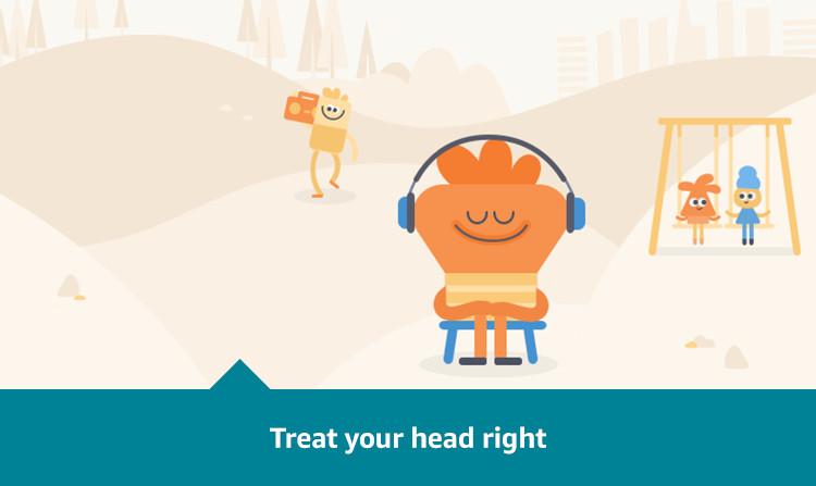 Treat your head right