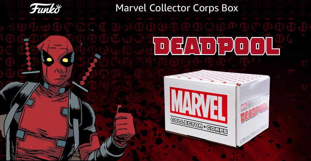 Funko Marvel Collector Corps Box