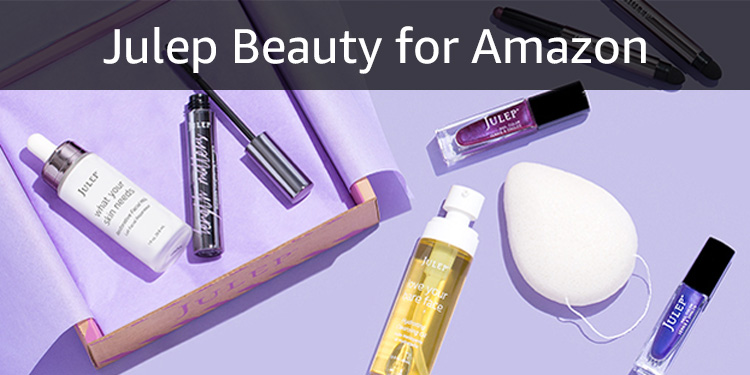 Julep Beauty for Amazon
