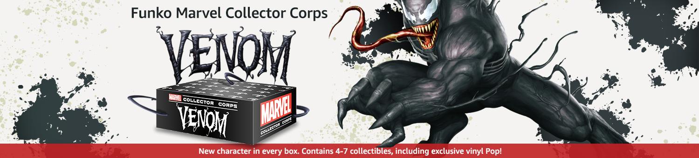 Funko Marvel Collector Corps: Venom