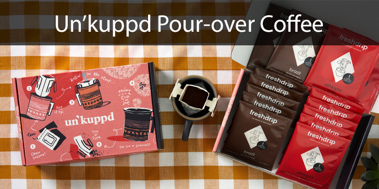 Un'kuppd Pour-over Coffee